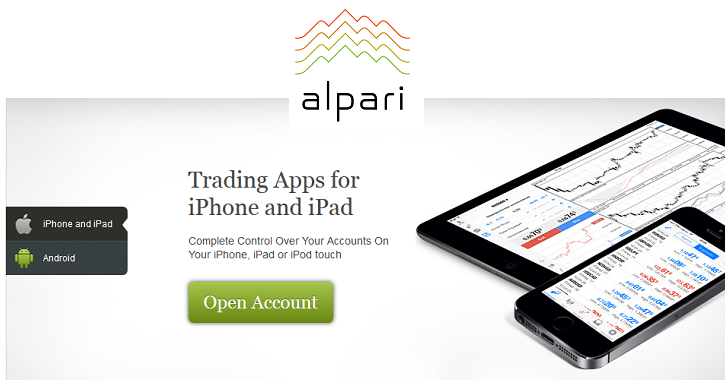 Alpari uk forex broker