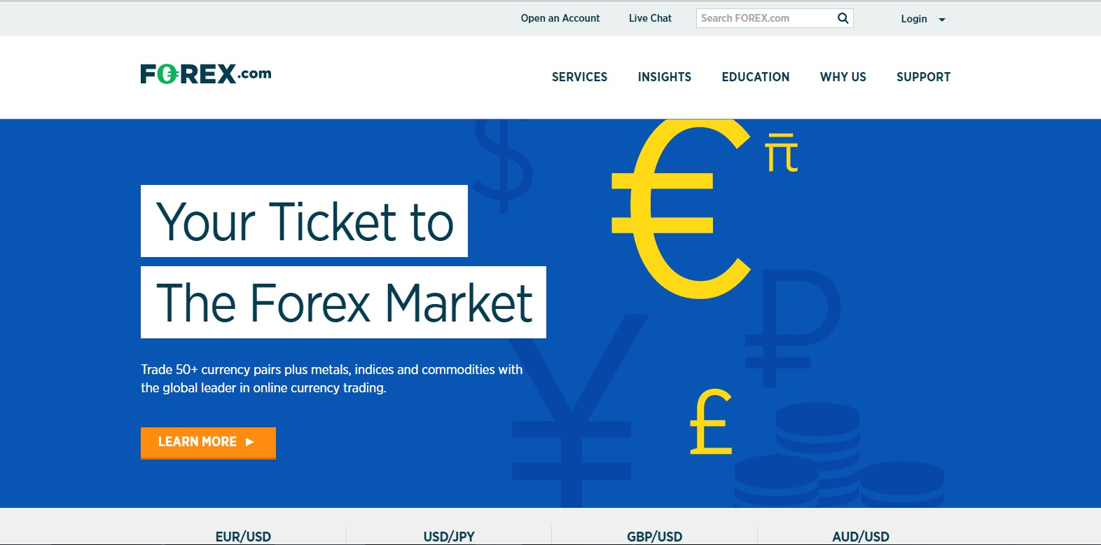 Forex com gain capital